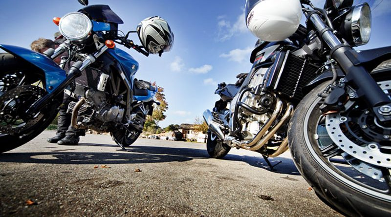 Do Broku na motocyklu