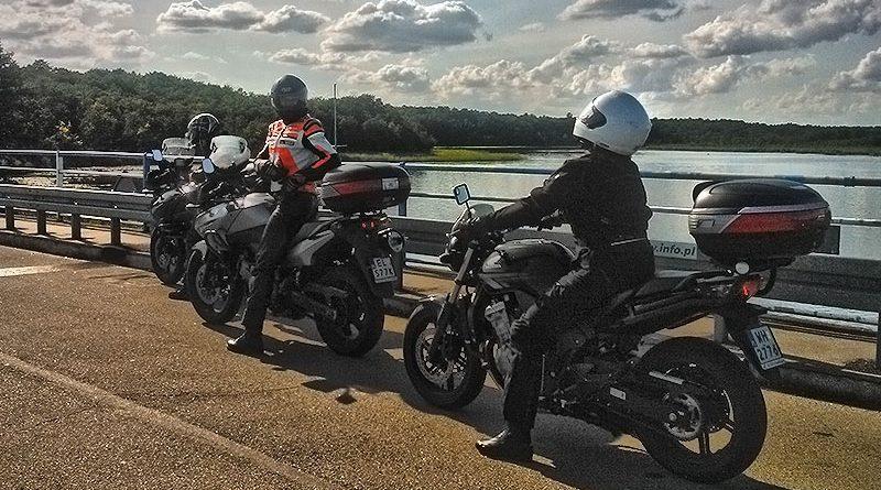 Mazury na motocyklu