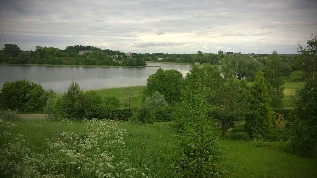 Jezioro Wiżajny